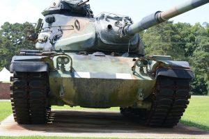 Army combat vehicles