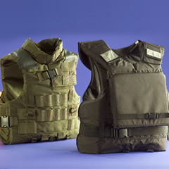 Ballistic Floatation Vest